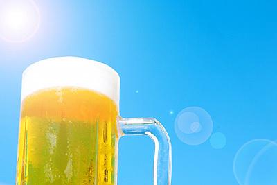 真夏の生ビール.jpg